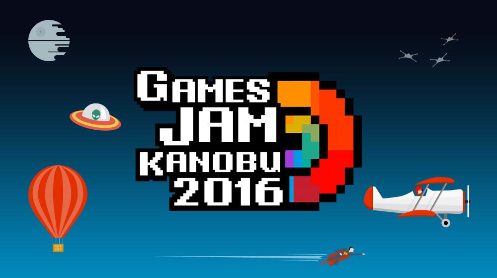 GamesJam Kanobu 2016